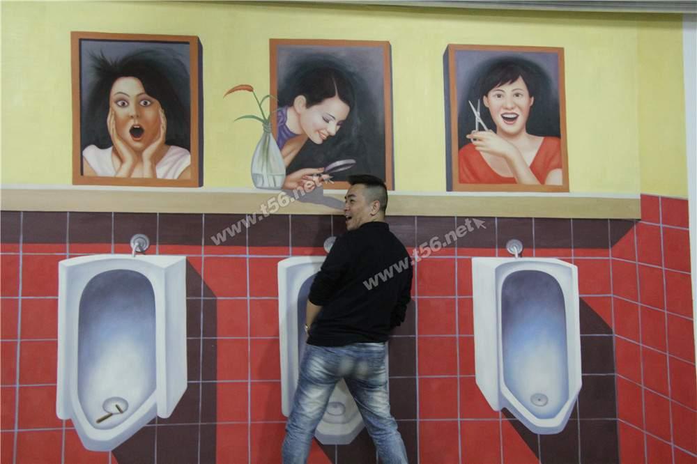 奇幻不思议,坡子街3D魔幻艺术展,双眼KUSO的感官震撼之旅