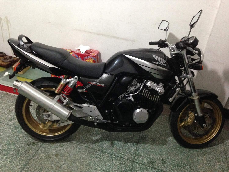 摩托车 转让/出售本田CB400摩托车