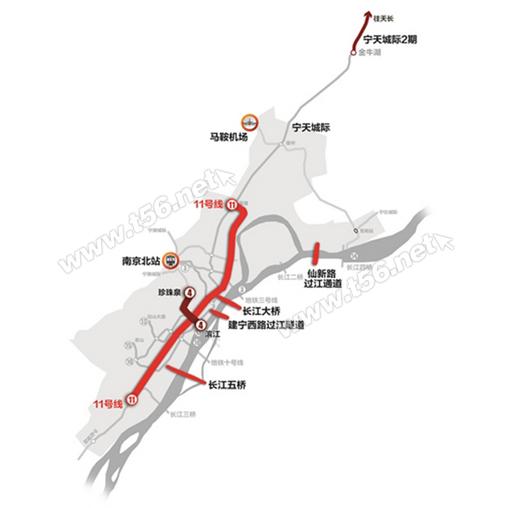 新区交通规划看沪汉蓉高铁二线走向