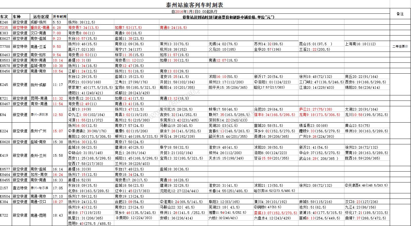 泰州到重庆火车票查询-火车票车次查询购买[携程手机版火车票...