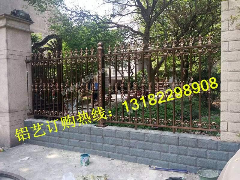 铁艺铝艺大门 铁艺铝艺围栏 铁艺铝艺楼梯 铁艺铝艺护栏等