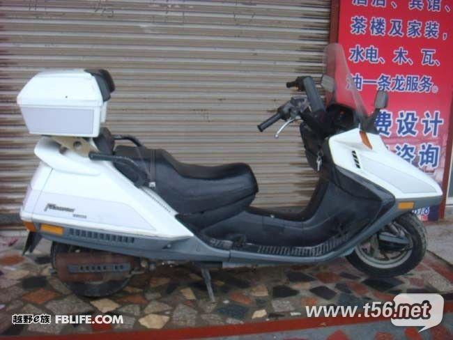 春风250T水冷大绵羊摩托车